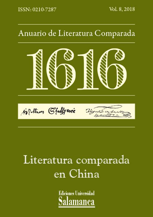 Vol. 8. Literatura Comparada en China